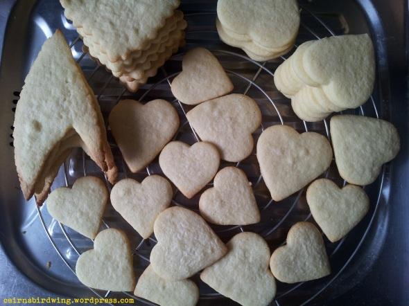 Butter-Zucker-Plätzchen