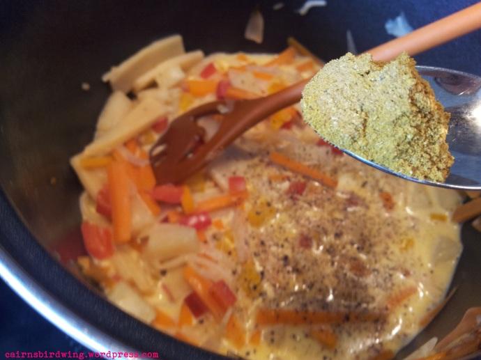 12 Würzen mit Curry