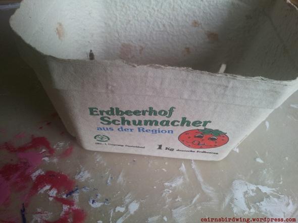 Leckere Erdbeeren - eine schöne Sommererinnerung.